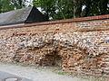 Nördl.Stadtmauer, Fronfeste Straubing.JPG