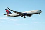 N182DN Boeing 767 Delta (14806181161).jpg
