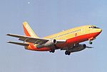 "N68SW - 68 Boeing 737-2H4-Adv (cn 22357-725) ""The Winning Spirit"" Southwest Airlines. (6769418945).jpg"