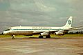 N809PA DC-8-32 Pan American MAN 21JUL68 (5586267717).jpg