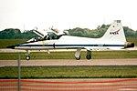 NASA T-38 N902NA Ellington Field Houston Texas 02 6 AI 1 32 (32256573802).jpg