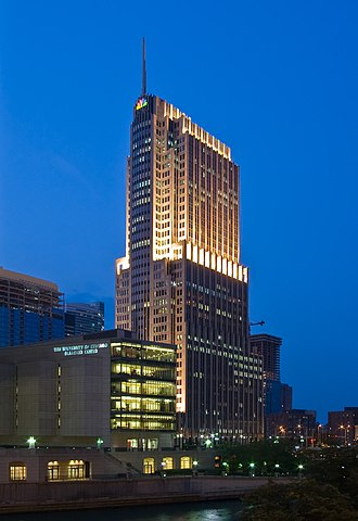 NBCUniversal - NBC Universal Chicago headquarters (NBC Tower)