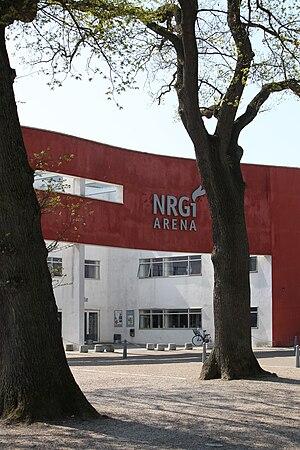 2006 World Artistic Gymnastics Championships - Image: NR Gi Arena
