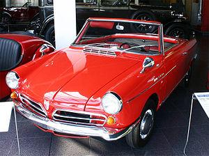 NSU Wankel Spider 1964 - 1967
