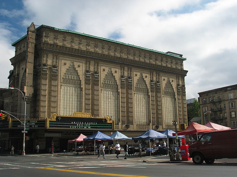 Image Result For Th Street Harlem Movie Theater