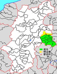 南佐久郡's relation image