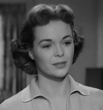 Nancy Gates - Gates in 1954