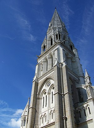 Church Saint-Nicolas in Nantes