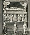 Napoli chiesa di S Chiara monumento alla famiglia del Balzo.jpg