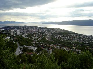 Narvik Municipality in Nordland, Norway