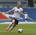 Natasha Dowie England Ladies v Montenegro 5 4 2014 923.jpg