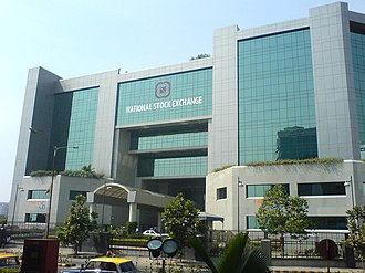National Stock Exchange of India - Image: National Stock Exchange of India 2