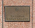 National Urban League plaque jeh.JPG