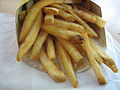 Natural cut fries with sea salt (5219470667).jpg