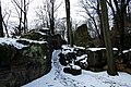 Natural monument Petrinske skalky in winter 2012 (11).JPG