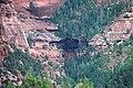 Navajo Sandstone (Lower Jurassic), Timber Top Mountain, Kolob Canyons, Zion National Park, sw Utah 7 (8425001490).jpg
