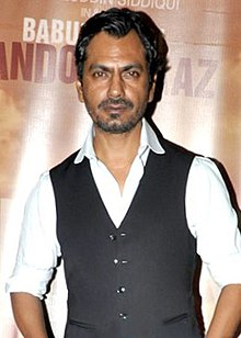 Nawazuddin Siddiqui at Babumoshai Bandookbaaz's success bash.jpg