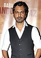 Nawazuddin Siddiqui at Babumoshai Bandookbaaz's success bash.jpg