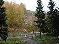 Nearly Kungur Ice cave. Около Кунгурской ледяной пещеры - panoramio.jpg