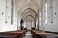 Nef de l'église Saint-Laurent de Saint-Laurent-de-Cuves.jpg