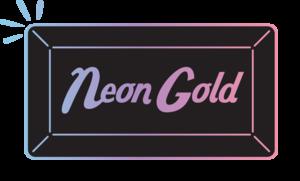 Neon Gold Records - Image: Neon Gold Logo