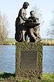 Nes aan de Amstel Betje Wolf en Aagje Deken - panoramio.jpg