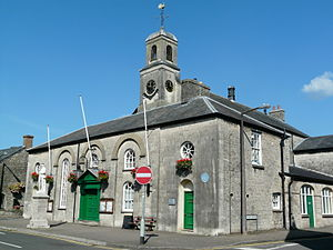 Cowbridge with Llanblethian - Cowbridge Town Hall