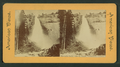 Nevada Falls, 700 feet high, Yosemite Valley, from Robert N. Dennis collection of stereoscopic views.png
