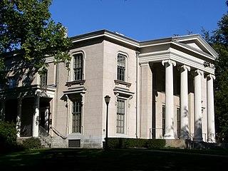 Hillhouse Avenue United States historic place