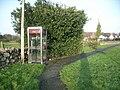 New Abbey Telephone Kiosk - geograph.org.uk - 663182.jpg