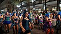 New Orleans Mardi Gras 2017 Nyx Dancers by Place St Charles.jpg