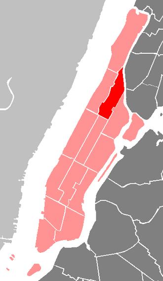 Manhattan Community Board 10 - Community Board 10