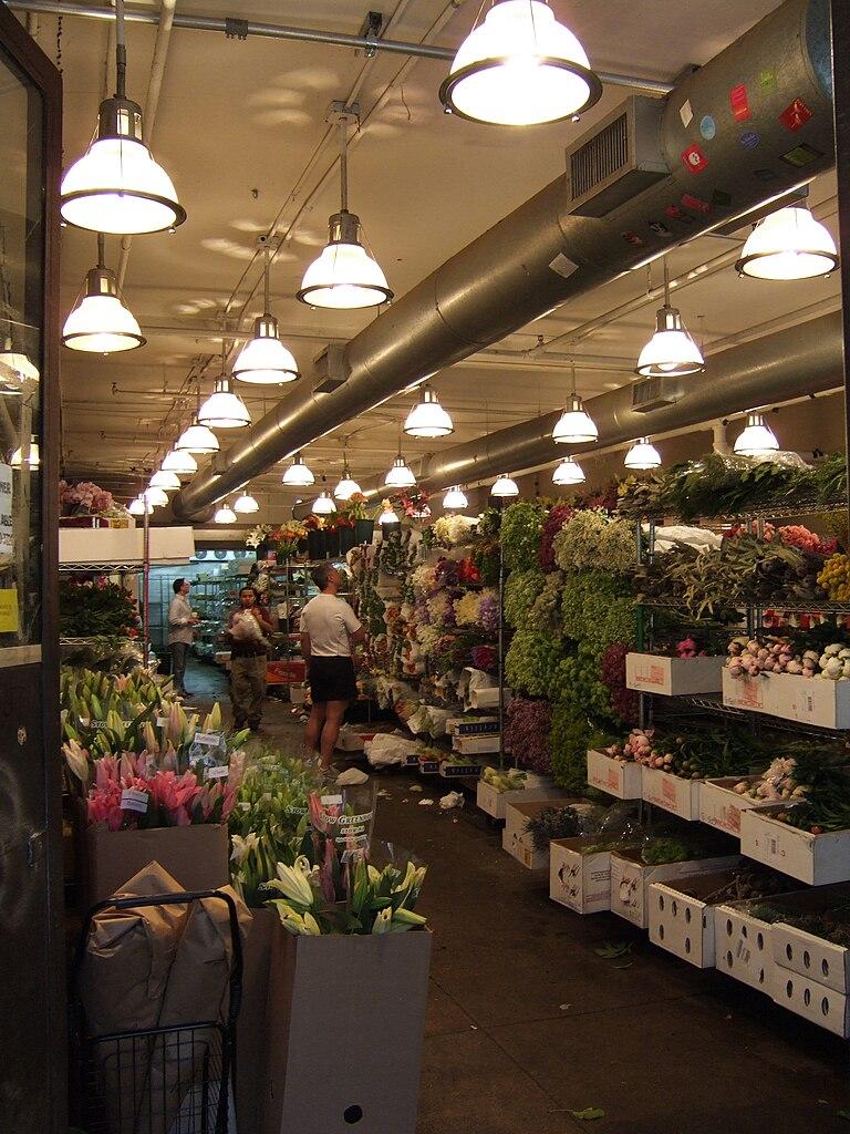 Http Commons Wikimedia Org Wiki File New York Flower Wholesalers Shop Jpg