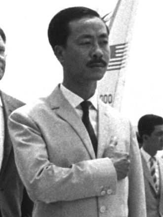 Nguyễn Cao Kỳ - Kỳ in March 1967