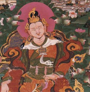 Shannan, Tibet - The first King, Nyatri Tsenpo