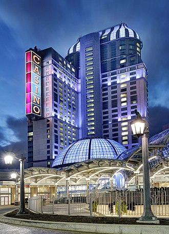 Niagara Fallsview Casino Resort - Niagara Fallsview Casino Resort Exterior Front