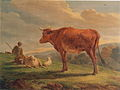 Nicolas de Fassin, Scène pastorale.jpg