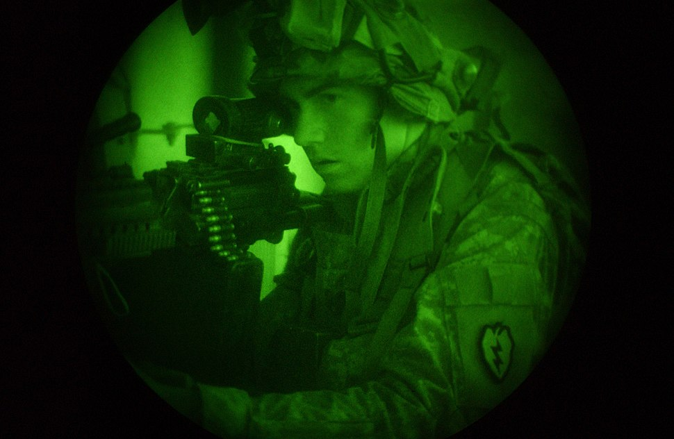 Night vision NTC picture