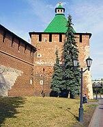Nikolskaya Tower of Kremlin