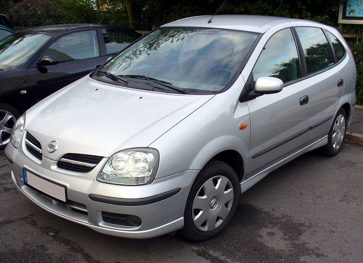 Nissan Almera Tino Wikipedia 99 Chevy Prizm Engine Diagram