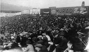 1922 World Series - Crowd at the Polo Grounds for Game 1
