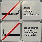 Regulation of electronic cigarettes - Wikipedia