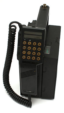 Nokia-Mobira Talkman MD 59 conversion to GMS phone