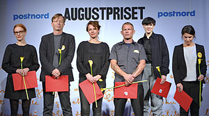 Augustpriset Vinnare 1997