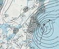 Nor'easter 1983-02-12 weather map.jpg