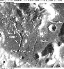 史黛拉陨石坑
