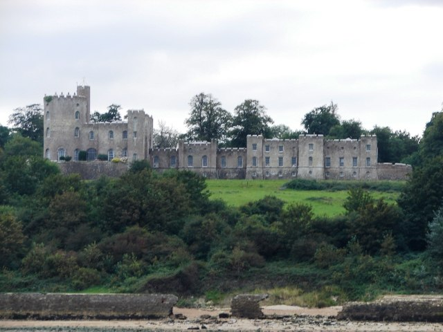 Norris Castle - East Cowes - geograph.org.uk - 545339