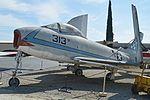North American FJ-3 Fury '135867 - L-313' (26154369354).jpg