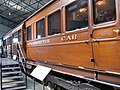 North Eastern Railway Dynamometer Car National Railway Museum York Object Number 1975-7050.jpg