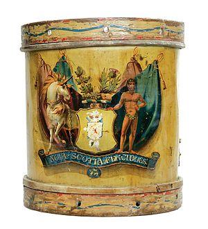 Nova Scotia Fencibles - Nova Scotia Fencibles Drum